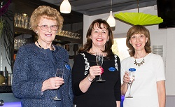 Isabel Liddle, Tracey Lennard and Julie Gordon